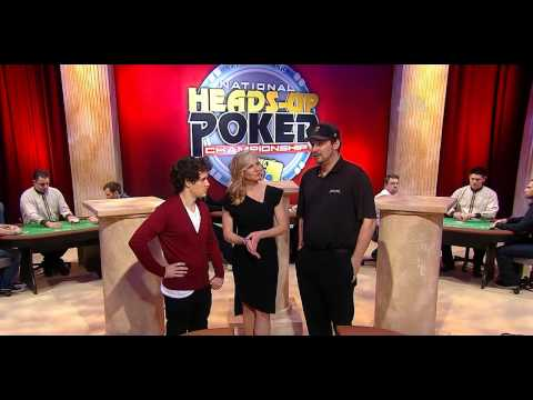 2013 National Heads-Up Poker Championship Episode 6