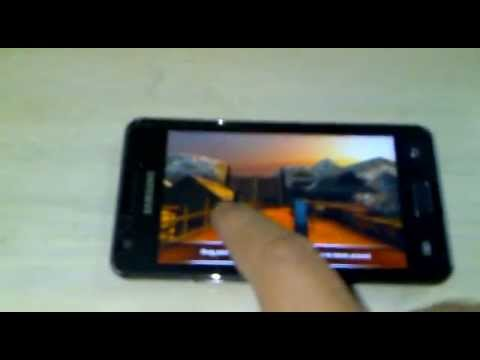 Don 2 The Game Lite Gameplay in Samsung Galaxy R Android 2.3.5 Music Videos
