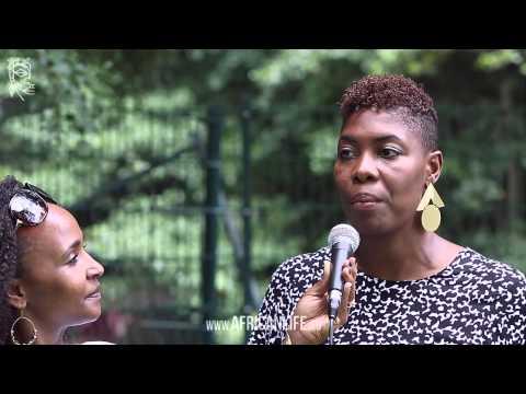 Videointerview, Keishera James @ Reggae Jam 2014, 01.-03.08. Bersenbrück