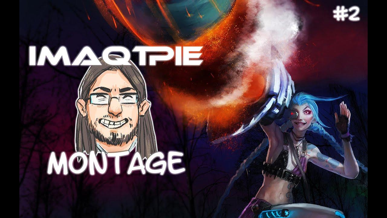 Imaqtpie Montage #2 | Best Of Imaqtpie | League of Legends