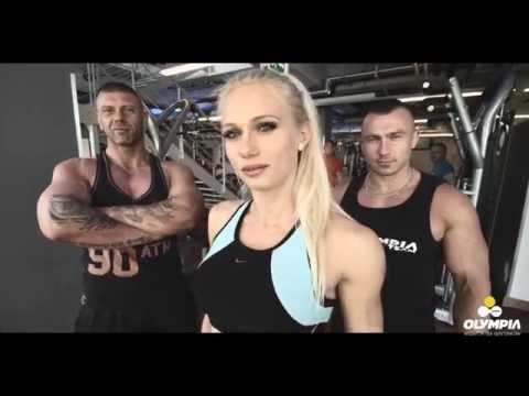 Trening Dla Kobiet - Mięśnie Ramion