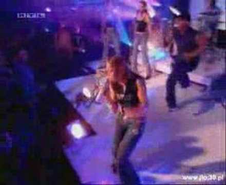 Jennifer Lopez - Love Don't Cost A Thing (live  Totp) video
