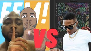 "DAVIDO ""FEM"" vs WIZKID ""No Stress"": WHICH IS A BETTER SONG? 