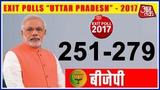 Khabardaar: Uttar Pradesh Assembly Election Exit Poll Results 2017 Streaming On Aaj Tak