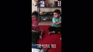 Hammering the nail preschool song