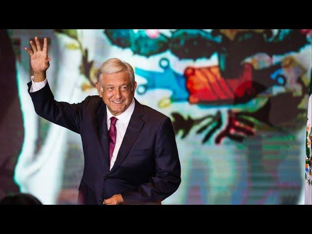 Andres Manuel Lopez Obrador wins Mexican presidential election in landslide