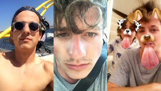 Download Lagu Charlie Puth singing with Family on Snapchat | September 5 2016 Gratis STAFABAND