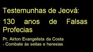 Vídeo 18 de Testemunhas de Jeová