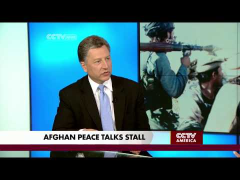 Kurt Volker on Taliban Talks in Afghanistan
