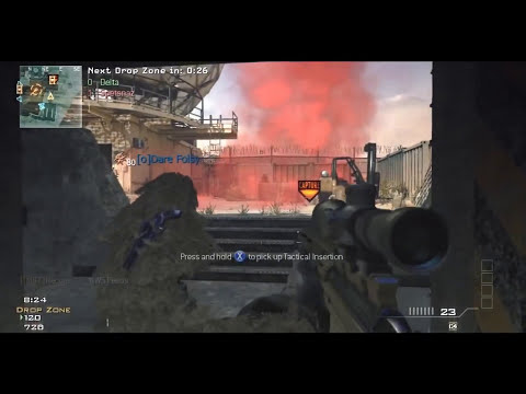 FaZe Pamaj: The Catalyst - A MW2 & MW3 Montage