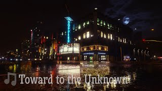 TOWARD TO THE UNKNOWN - Old School Hip Hop Rap Beat Instrumental