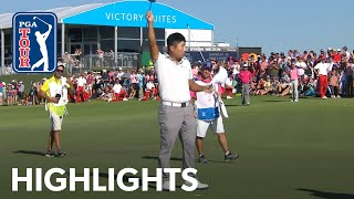 Sung Kang's Highlights | Round 4 | AT&T Byron Nelson 2019