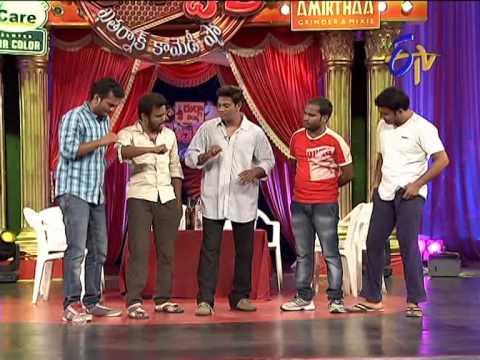 Extra Jabardasth - ఎక్స్ ట్రా జబర్దస్త్ - Super Sreenu  Performance on 17th October 2014