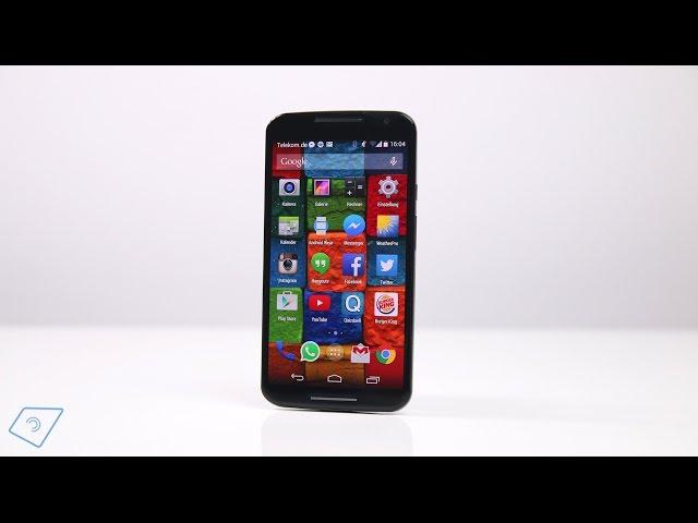 Motorola Moto X (2. Gen) im Test - Das Nexus 6 Mini?