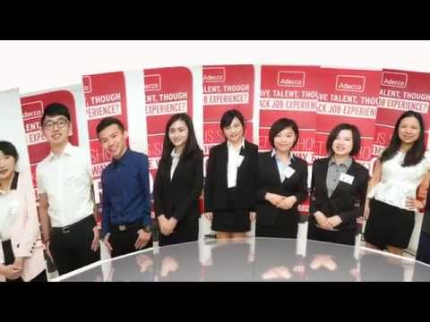 Adecco Taiwan 2015 CEO1Month Audition - May 20th, 2015