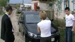Тест-драйв VW Polo от LR в Волжске.