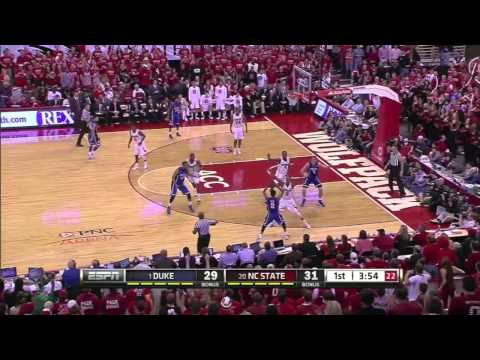 NC State vs Duke 2013: Gameday Highlights