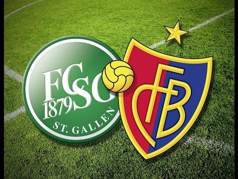 FC St.Gallen - FC Basel (2:2) | Raiffeisen Super League 2014/15 | Highlights