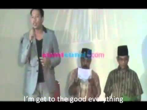 Vicky Zaskia Gotik kepala desa w/ Subtitle HQ (ORIGINAL)