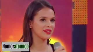 Winderson Nunes deixa Bruna Marquezine sem graça no Caldeirão
