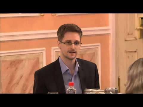 Edward Snowden Wants Lesser Surveillance