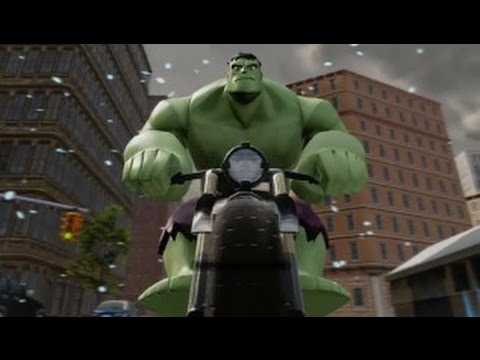 Disney Infinity 2.0 - Marvel Super Heroes - The Hulk (Level 20 Character Showcase)