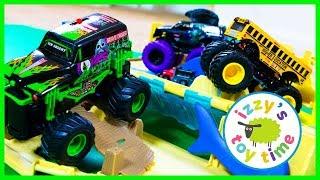 Cars for Kids! Hot Wheels Matchbox Shark Bait Mega Super Station! Fun Toy Cars for Kids