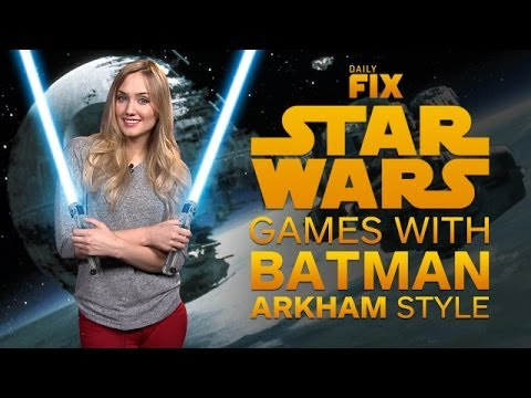 Facebook Buys Oculus VR & Star Wars Games with Batman Style - IGN Daily Fix 03.25.14