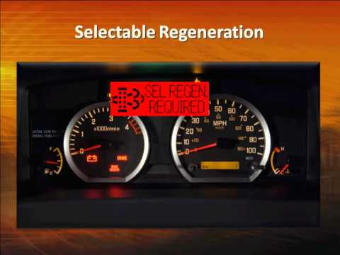 Isuzu Emission System Orientation