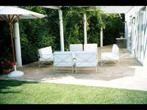 mobili da giardino palermo arredo giardino ferrara youtube