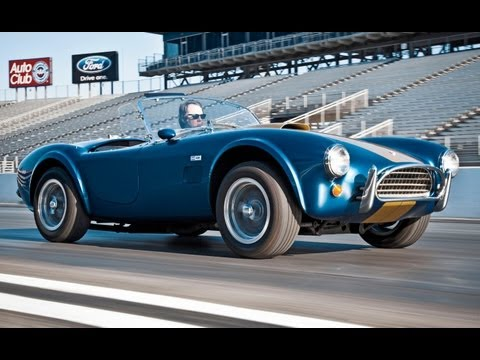 Carroll Shelby: Racing Legend and Father of the Cobra, GT350 & GT500 - Wide Open Throttle Episode 17