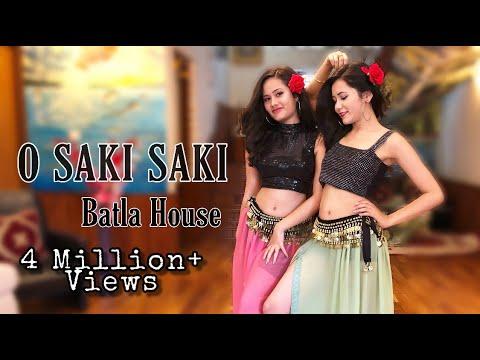 Download Lagu  O SAKI SAKI | BATLA HOUSE | Nora Fatehi | Neha Kakkar | Tulsi Kumar | DANCE COVER | Belly Dance Mp3 Free