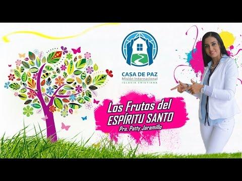 LOS FRUTOS DEL ESPIRITU SANTO