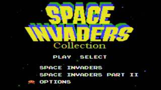 Space Invaders Collection Review ColecoVision