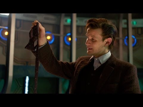 The Eleventh Doctor Regenerates... The Twelfth Doctor Appears! - Doctor Who: Christmas Special - BBC
