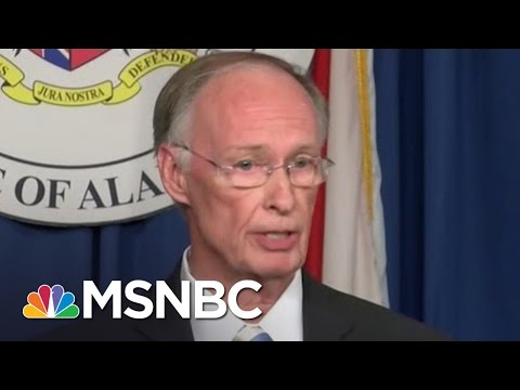 Robert Bentley Impeachment Resolution Expected | MSNBC