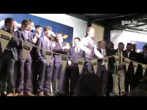All-Ireland Minor vs Senior Champion danceoff!