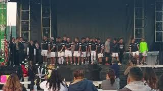 Fresno Hmong New Year 2018: Soccer: Savage Winning Ceremony