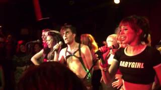 The Rocky Horror Hipster Show Final Performance