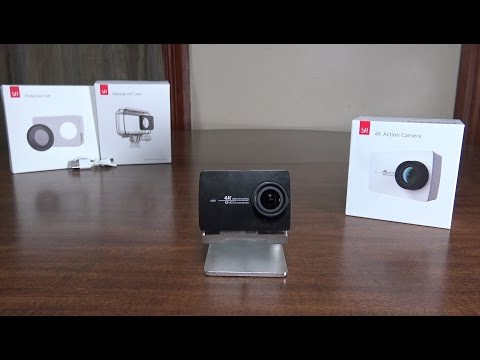 Yi Technology - 4K Action Camera - Review and Sample Footage