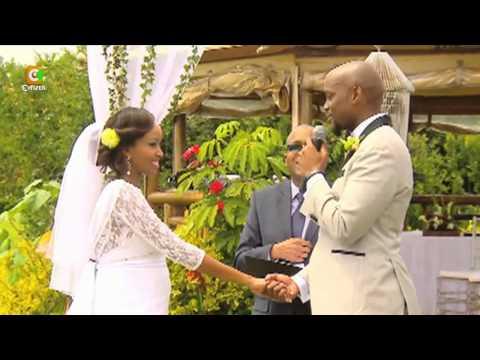 Janet Mbugua's Wedding