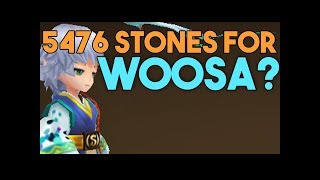 5476 Summoning Stones for WOOSA!  in Summoners War