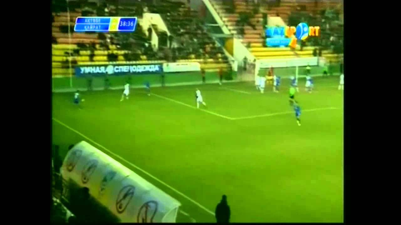 FK Aktobe Lento 1-0 FC Kairat Almaty