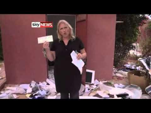 Inside Saif Gaddafi's Libya Home