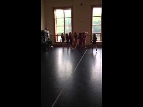Concord Academy Dance Camp - 07/26/2013