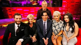 Download Lagu The Graham Norton Show with Jamie Dornan, Julie Walters, Stephen Mangan, Rita Ora (русские субтитры) Gratis STAFABAND