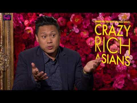 """Director Jon M.Chu """"Crazy Rich Asians"""""""