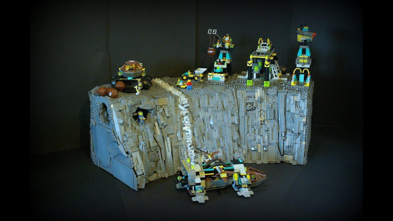 Lego Rock Raiders hq 7000