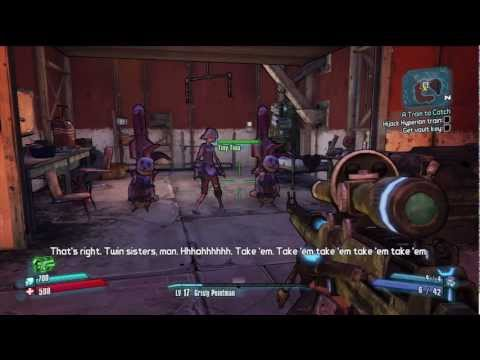 Tiny Tina Montage - Borderlands 2