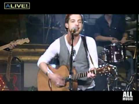 James Morrison - You give me something (live@ A-LIVE All Music Italy 2009)
